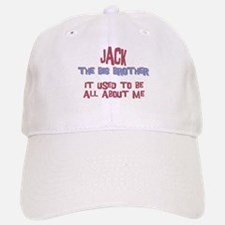 Jack - All About Big Brother Baseball Baseball Cap