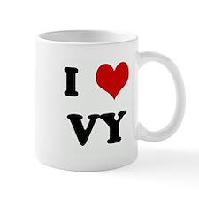 I Love VY Mug
