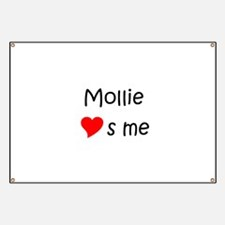 Cool Mollie Banner