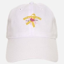 Supporting My Soldier Baseball Baseball Cap