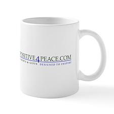 Positive4Peace.com Mug