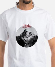 China: The Great Wall Men's Shirt