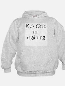 Key Grip in training Hoodie