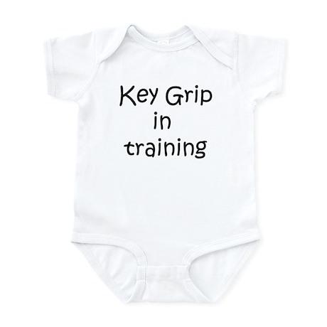 Key Grip in training Infant Bodysuit