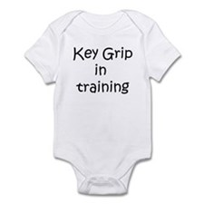 Key Grip in training Infant Bodysuit