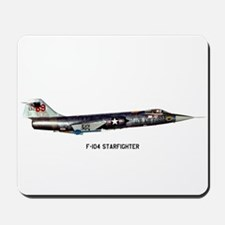 F-104 Starfighter Mousepad