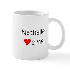 Cute Nathalie Mug