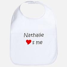 Cute Nathalie Bib