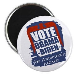 Obama-Biden America's Future Magnet
