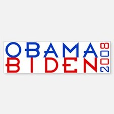 Obama Biden 2008 Bumper Bumper Bumper Sticker