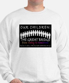 OUR CHILDREN: THE BRIDGE Sweater