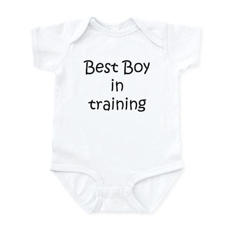 Best Boy in training Infant Bodysuit