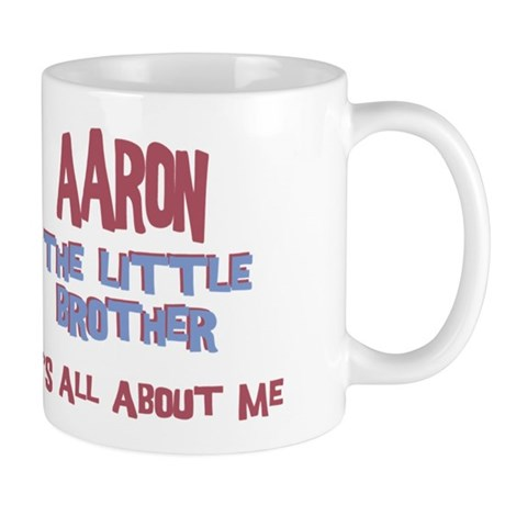 Aaron - All About Little Brot Mug