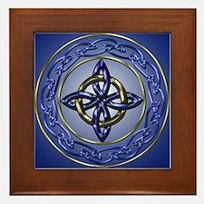 Eternity Knot Framed Tile