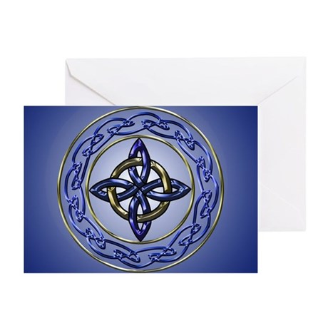 Eternity Knot Greeting Cards (Pk of 10)