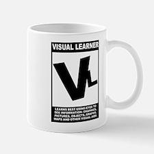 Visual Learner Mug