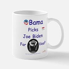 BIDEN FOR VEEP Mug