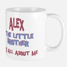 Alex - All About Brother Mug
