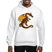 Yellow Dragon Hoodie