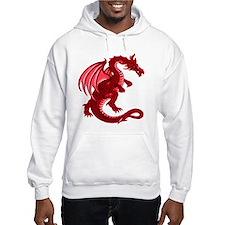 Red Dragon Jumper Hoody