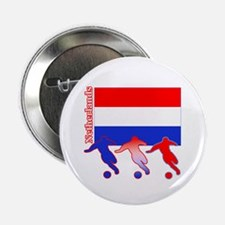 """Soccer Holland 2.25"""" Button (10 pack)"""