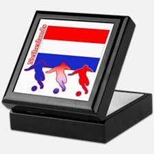 Soccer Holland Keepsake Box