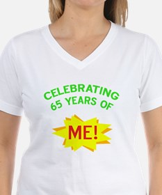 Celebrate My 65th Birthday Shirt