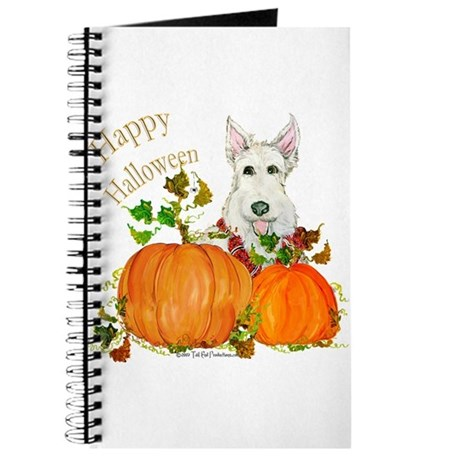 Scottish Terrier Happy Hallow Journal