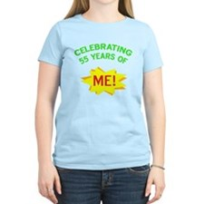Celebrate My 55th Birthday T-Shirt