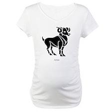 Aries Zodiac Astrology Tattoo (Front) Shirt