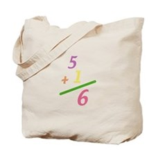 6th Birthday Tote Bag