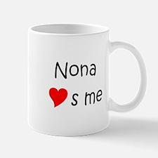 Cute Nona Mug