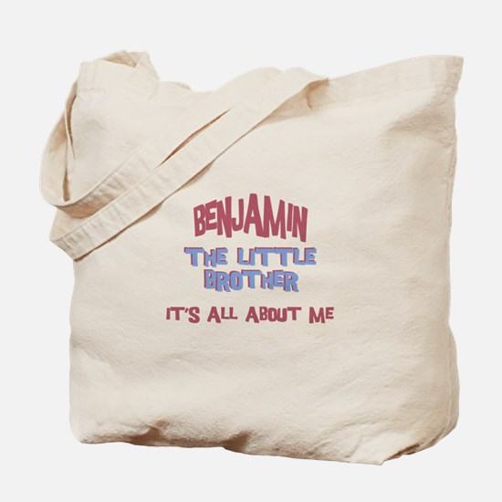 Benjamin - All About Brother Tote Bag