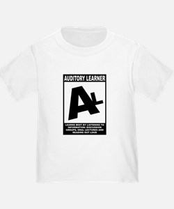 Auditory Learner T