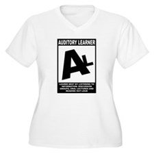 Auditory Learner T-Shirt