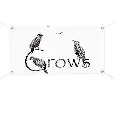 crow design Banner
