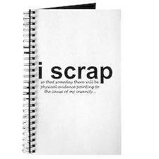 scrapbooking Journal