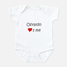Funny Osvaldo Infant Bodysuit