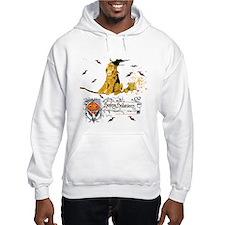 Airedale Terrier Halloween Hoodie
