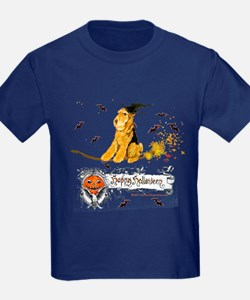 Airedale Terrier Halloween T