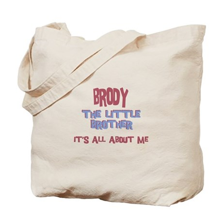 Brody - All About Brother Tote Bag