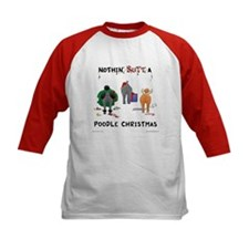 Nothin' Butt A Poodle Xmas Tee