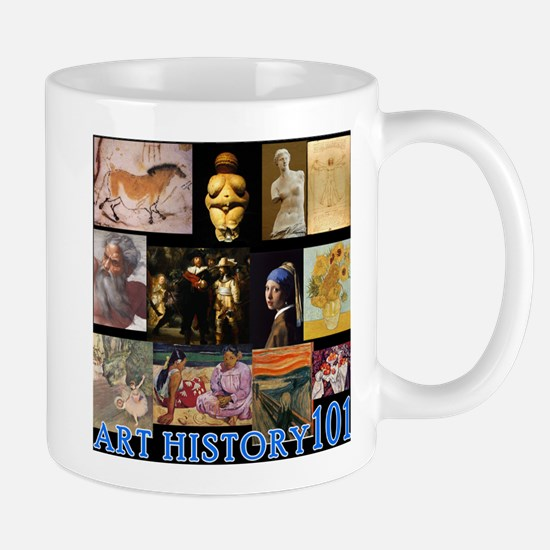 Art History 101 Mug
