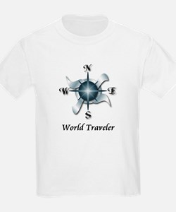 World Traveler - T-Shirt