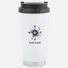 World Traveler - Travel Mug