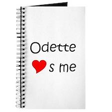 Odetteness Journal