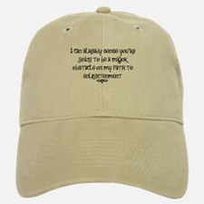 My Path To Enlightenment Baseball Baseball Cap