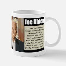 Biden on Clarence Thomas Mug