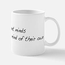 Different Minds Mug