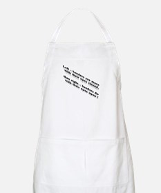 Left-handers see more BBQ Apron